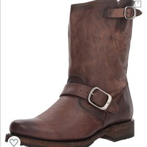 Frye Veronica brown boots - size 7 1/2